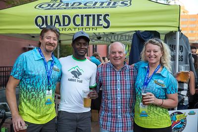 Quad Cities Marathon Kick Off Party