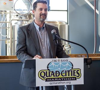 Quad Cities Marathon Press Conference