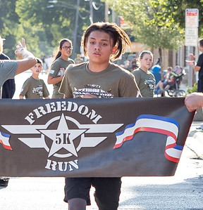 Freedom Run. Photo by JR Howell