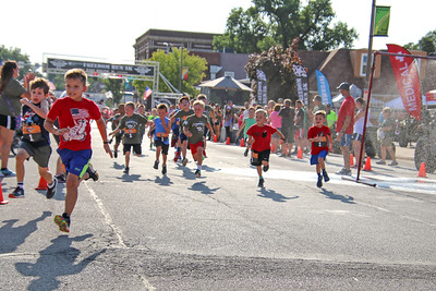 Freedom Run. Photo by Larry Engstrom