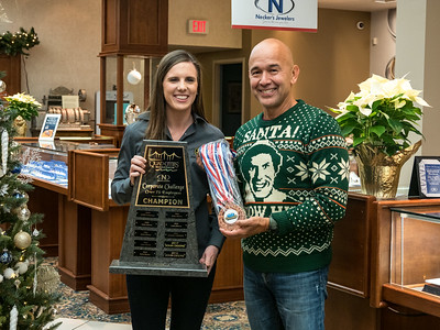 Quad Cities Marathon Neckers Jewelers Corporate Awards