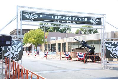 Freedom Run. Photo by Scott Hoag Photography