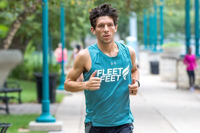Fleet Feet Shake-Out Run