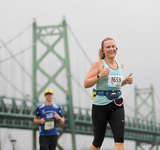 Quad Cities Marathon - Photo by Dave Scharer