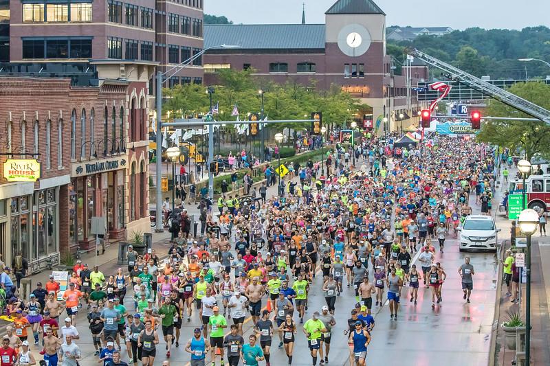TBK Quad Cities Marathon - Photo by Erling Larson