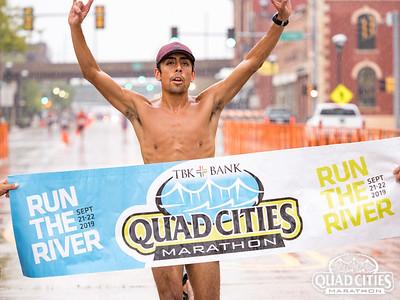 Quad Cities Marathon Saturday Events. Photo by JR Howell.