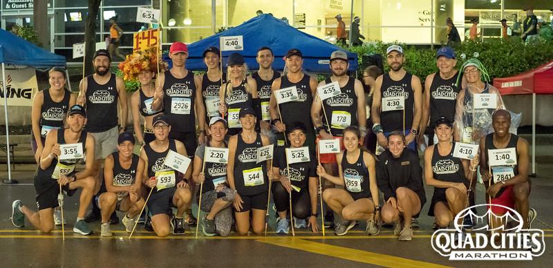 Quad Cities Marathon Saturday Events