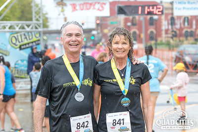Rudy's Taco 1 Mile Run & Walk for Prostate Cancer.