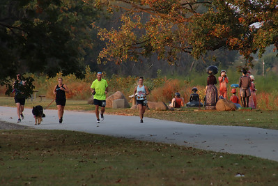 Quad Cities Marathon. - Virtual. Saturday photo by Larry Engstrom