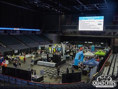 Quad Cities Marathon - Active Endeavors Health & Fitness Expo