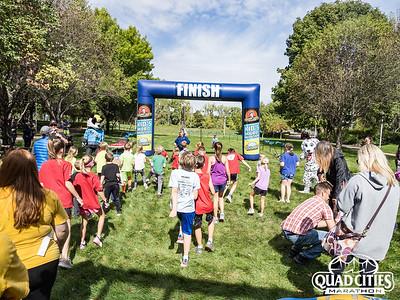 Quad Cities Marathon - Happy Joe's Kids Micro-Marathon
