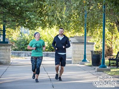 Quad Cities Marathon  - Fleet Feet Shake Out Run
