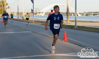 Quad Cities Marathon - Photo by Darrell Terronez