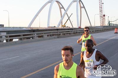 Quad Cities Marathon - Photo by Josh Wilhelm