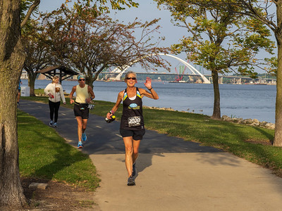 Quad Cities Marathon - Virtual. Saturday photo by Don Henderson