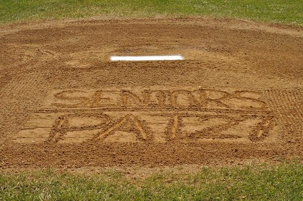 Quabbin Baseball Senior Day 2014