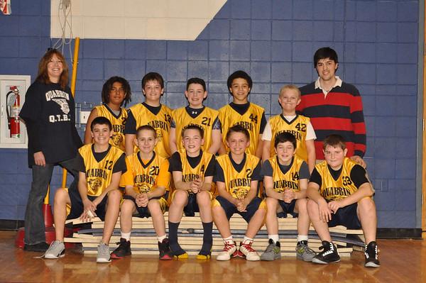 Quabbin Basketball