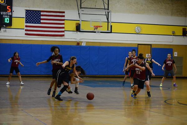 Quabbin MS Basketball 2018