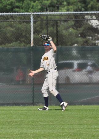 Quabbin Varsity Baseball vs St. Peter Marion