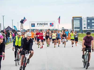 Quad Cities Running Festival - 10k amd Half Marathon