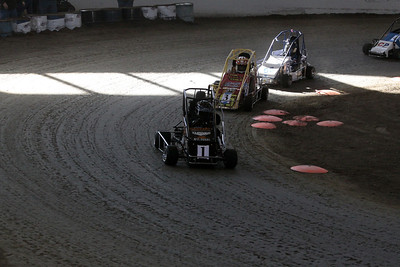 Quarter Midget Racing 10-28-12