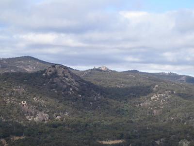 Sphinx Rock, and turtel rock