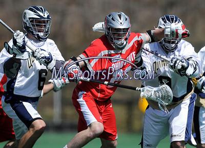 Ohio State vs Quinnipiac Men's Lacrosse 3/27/2010