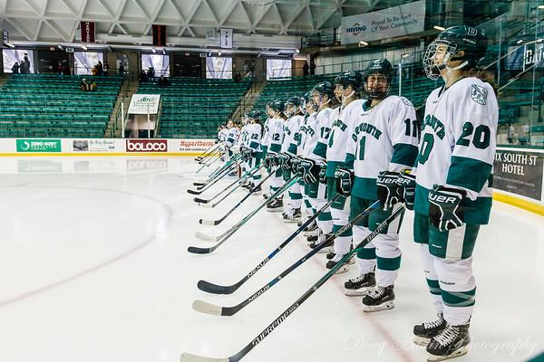 Quinnipiac vs Dartmouth Women's Hockey