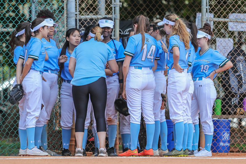 Ransom Everglades Softball vs. Marathon. 2019