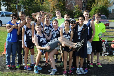 RHS Cross Country 2013