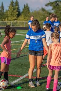 Spudder Soccer Camp - Day One