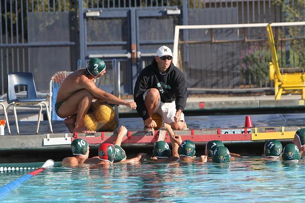 RHS boys water polo