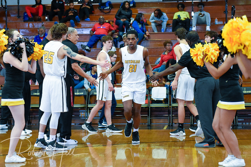 Frank Spencer Holiday Classic, RJR vs East Forsyth
