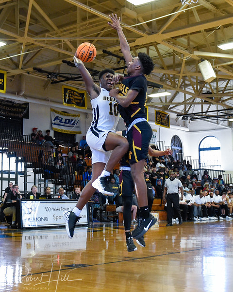 Frank Spencer Holiday Classic, RJR vs Atkins