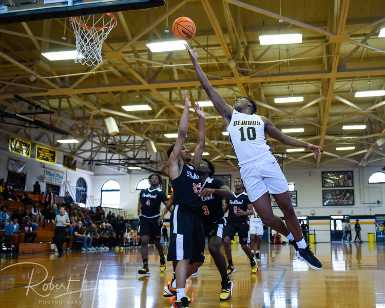 Frank Spencer Holiday Classic, RJR vs Parkland