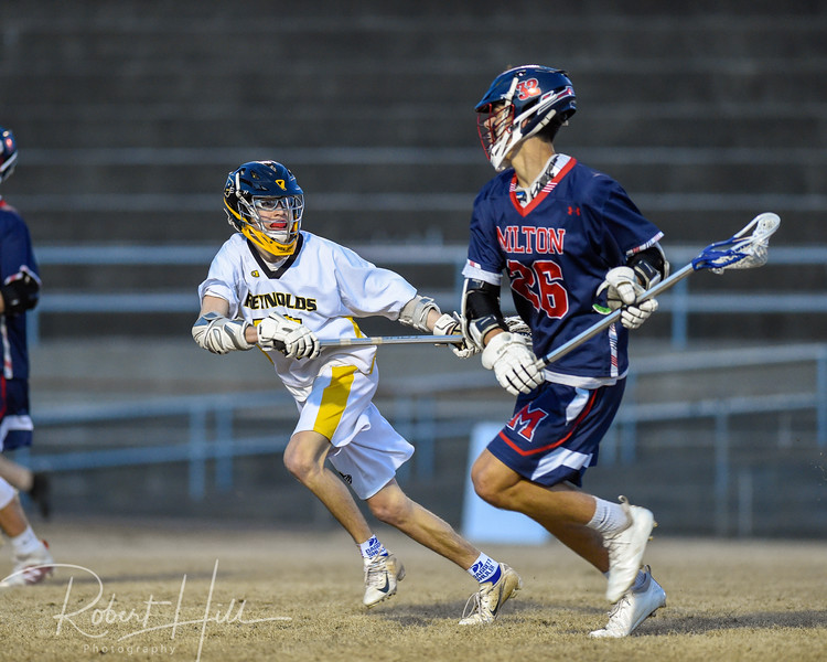 RJ Reynolds vs Milton