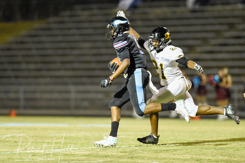 RJR vs North Forsyth