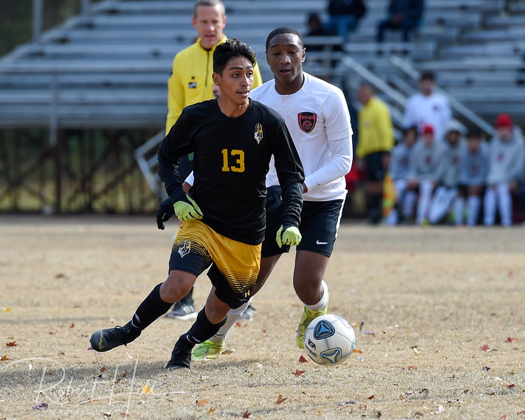 RJR vs South Mecklenburg
