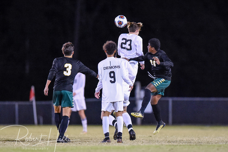 RJR vs West Forsyth