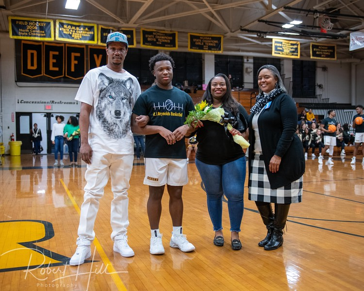 RJR Senior Night