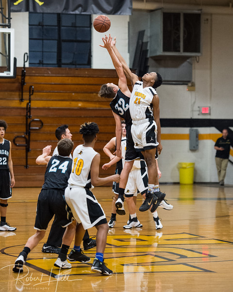 RJR Men's Basketball