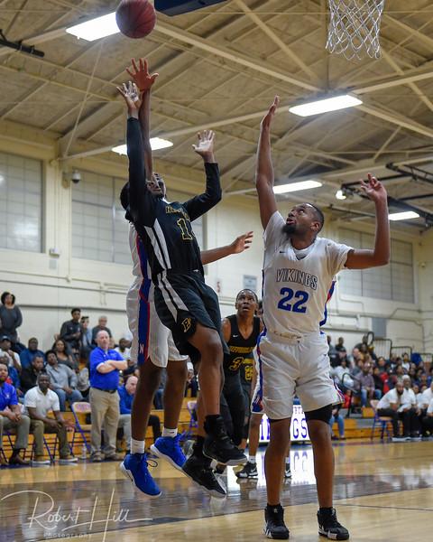 RJ Reynolds Basketball