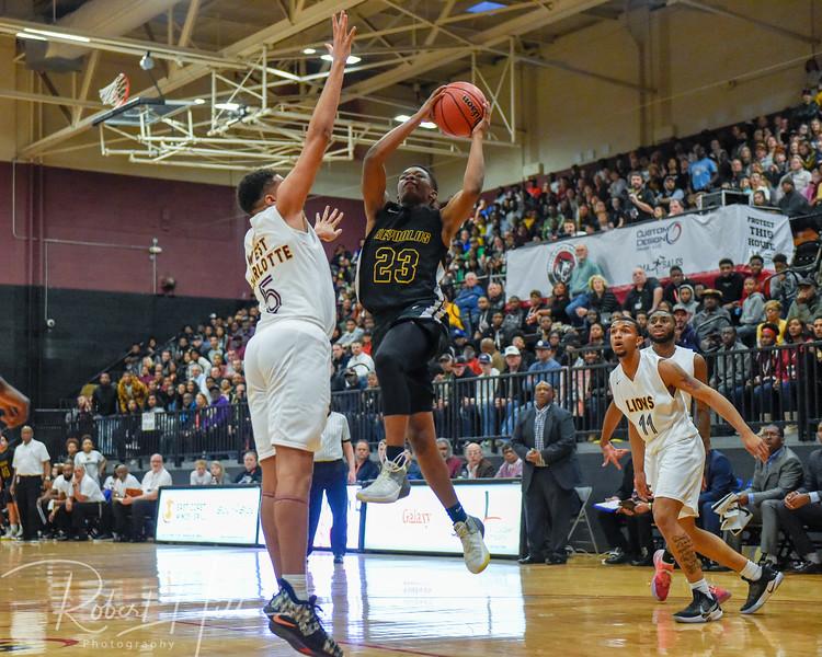 RJ Reynolds vs West Charlotte