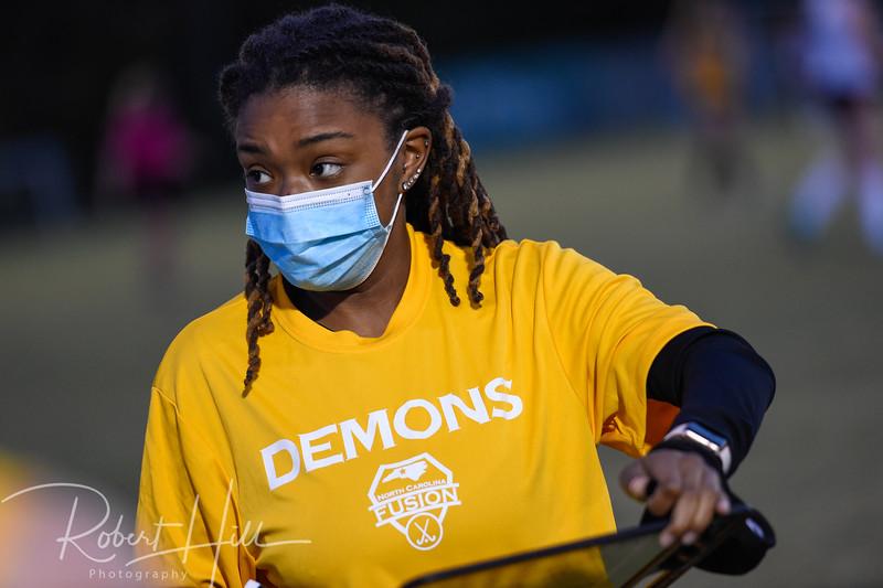 Demons Gold vs Raiders