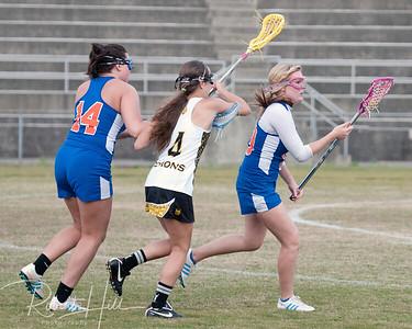 2012 Girls Lacrosse