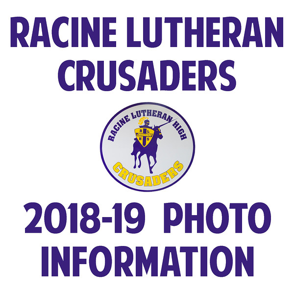 "Welcome to the photo galleries for Racine Lutheran sports for the 2018-2019 school year. Here you'll find galleries of action photos from various games and matches, which will be posted throughout the school year. Galleries will be available until the end of the spring sports seasons.<br /> <br /> You may order photos from any gallery directly through the website. Click on any photo in a gallery to see a larger version; click the ""Buy Photos"" button to see size and price options for prints, mounted or framed prints, and digital downloads.<br /> <br /> Thank you for browsing through the images and for buying photos. Email me at jeff@varitay.com if you have any questions. We can also do senior photos, customized sports portraits, and other photo sessions."