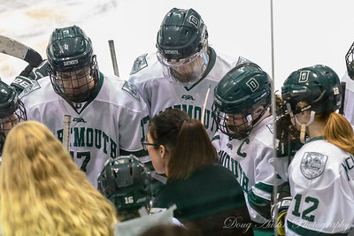 RPI vs Dartmouth Women's Hockey 2018