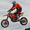 Red Bike, red gear, see, it all works out