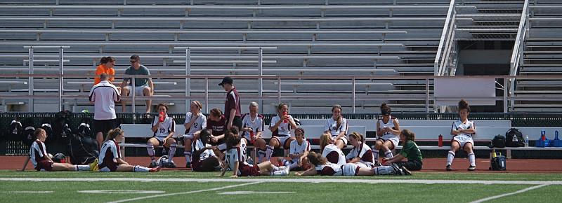 RRHS Dragonette Soccer vs. Stony Point 3.26.2011