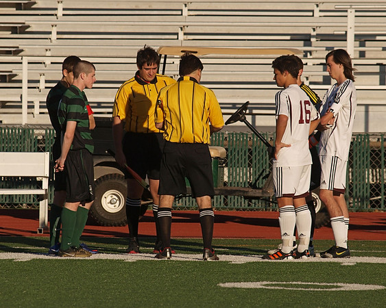 Round Rock Dragons vs. Southlake Carroll 1.26.2012